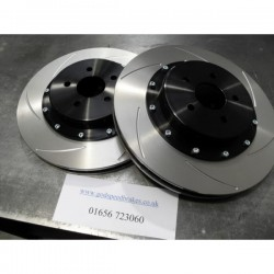 Prodrive Alcon 330mm 2 piece 6 Groove Discs