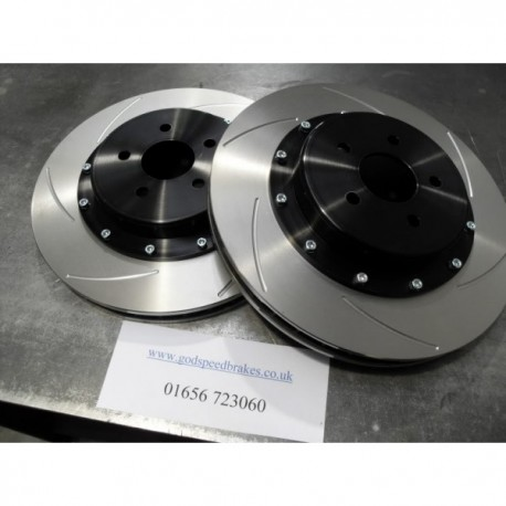 Prodrive Alcon 330mm 2 piece Grooved Discs