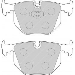 E46 M3 Rear Ferodo DS2500 Pads