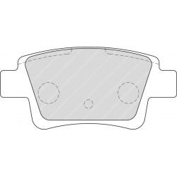 Corsa VXR Rear Ferodo Ds2500 Pads