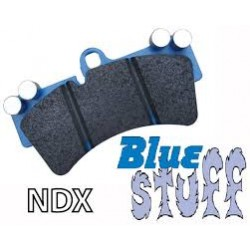 Front Clio Sport Bluestuff NDX pads