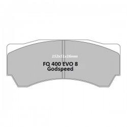 FQ400 EBC Bluestuff NDX Front Pads