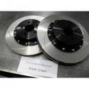 Prodrive Alcon 330mm 2 piece 6 Groove Discs