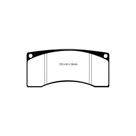 Prodrive Alcon Front Bluestuff NDX pads