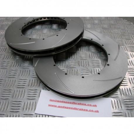 Prodrive Alcon 330mm Replacement 2 Piece Discs