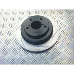 Impreza 290mm Rear Grooved Discs 190mm Handbrake