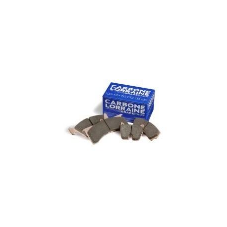 Impreza 4 Pot Front CL RC5+ Pads