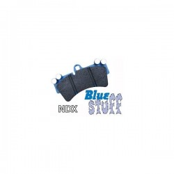 Focus RS Mk 2 Rear EBC Bluestuff Pads