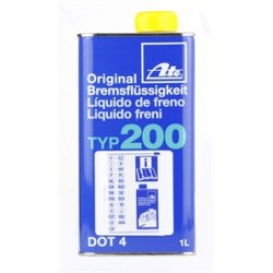 ATE TYP 200 Racing Dot 4 Brake Fluid