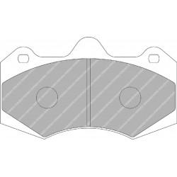 CL RC5+ CP7040 6 Pot Caliper Pads