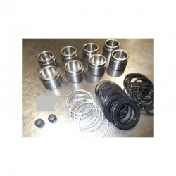 Impreza 4 Pot Stainless Piston and Seal Kit