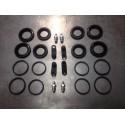 Impreza STI Black Front Caliper Rebuild Kit