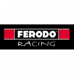 Fiesta MK7 ST Rear Ferodo Ds2500 Pads