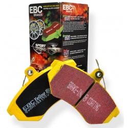 Evo X Front EBC Yellowstuff Pads