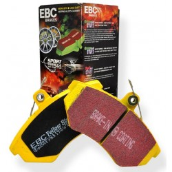 Evo X Rear EBC Yellowstuff Pads