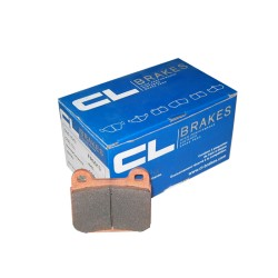 Impreza 2 Pot Rear CL Rc5+ Pads