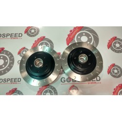 Clio 197/200 RS Rear G Hook Discs