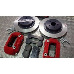 Subaru BRZ Front Brembo 330mm 4 Pot Kit