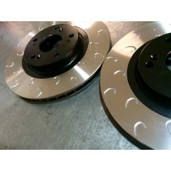 R53 Mini Cooper S JCW Front G Hook Discs