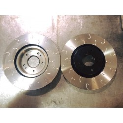 Impreza STI 2008+ Front 326mm G Hook Discs
