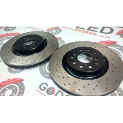 Civic Type R FK2 Front Discs