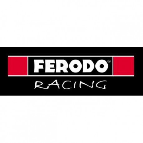 Focus MK 3 RS Rear Ferodo DS2500 Pads