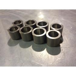 Peugeot RCZ-R Stainless Steel Pistons