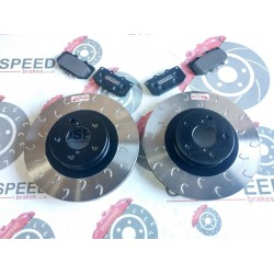 Impreza 294mm G Hook Discs and Kevlar Pads