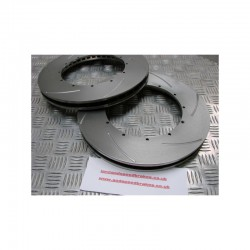 AP Replacement 356x32mm 6 Groove Rotors