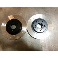 Twingo 133 RS Front G Hook discs