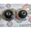 Twingo 133 RS Rear 6 Groove Discs