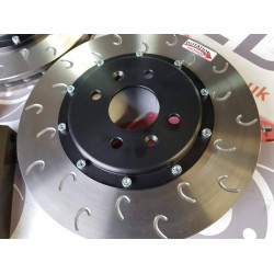 Clio 2 RS 300mm 2 Piece discs and bells