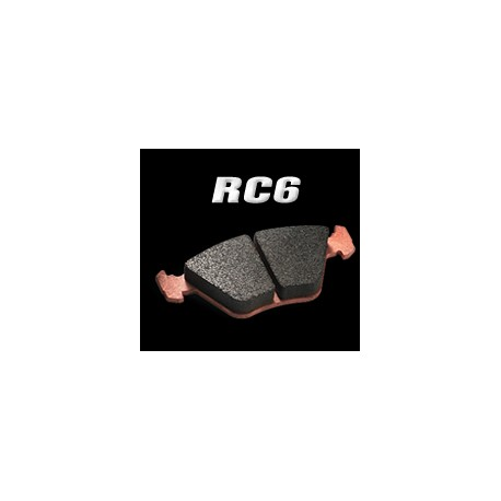 Clio 3 RS / Megane 2 RS Front CL RC6 Pads