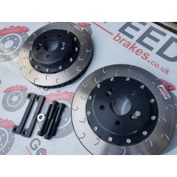 Clio 3 RS / Megane 2 RS Front 340mm Discs and bells