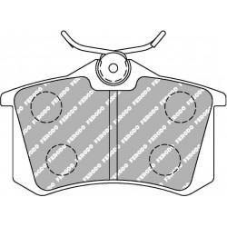 208 GTI Rear Ferodo Ds2500 Pads