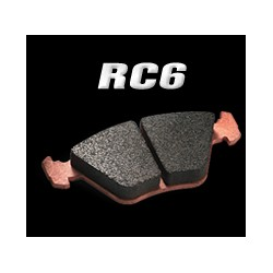 Clio 2 RS Front RC6 Pads